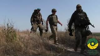Гарячий приморський напрямок і провокації бойовиків