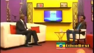 Former Ethiopia coach Sewnet Bishaw with Jossy