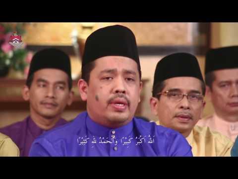 Takbir Hari Raya 1437H.2016M : Datuk Bandar Kuala Lumpur & Warga DBKL