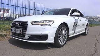 2017 Audi A6 C7 2.0 TFSI Quattro S tronic. Start Up, Engine, and In Depth Tour.. MegaRetr
