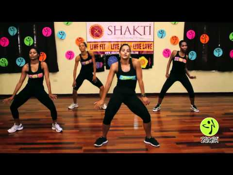 slow Motion by Vybz Kartel Zumba Routine