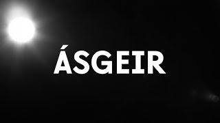 Ásgeir 2017