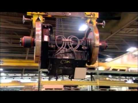 How It's Made - Locomotives, Discovery and Science Channel's How It's Made Locomotives episode. All copyrights go to their respective owners.