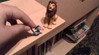 The Lion King Part 1 Toys