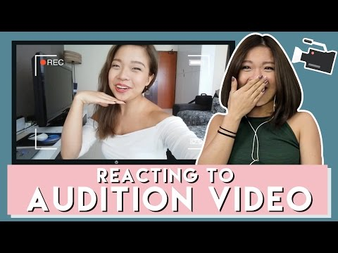 REACTING TO MY #PRETTYSMARTSEARCH AUDITION VIDEO | PrettySmart EP: 101