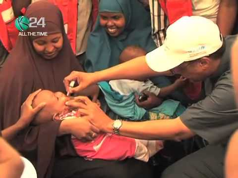 Kenyans Traveling To Polio Hotspots Urged To Get Immunized 4 Weeks Prior
