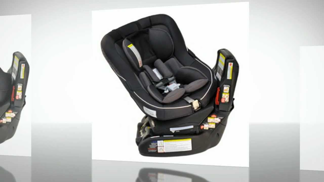 Combi Zeus 360 Convertible Car Seat Licorice Review Youtube