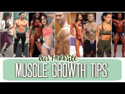 BEST MUSCLE BUILDING TIPS 💪🏼