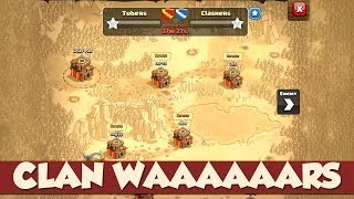#02[Update April 2014 Clash Of Clans] ♥CLAN WARS