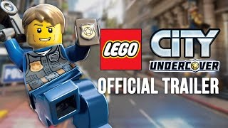 LEGO CITY Undercover Trailer