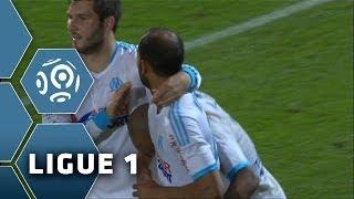Goal André AYEW (76') - Olympique de Marseille-AC Ajaccio (3-1) - 04/04/14 - (OM-ACA)