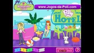 Jogos Da Poli Polly Pocket Na Montanha Russa Jogo