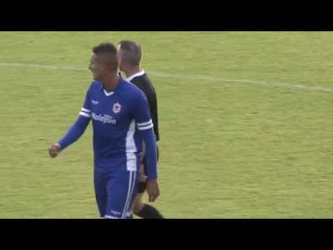 PRE-SEASON: CARMARTHEN TOWN 0-3 CARDIFF CITY