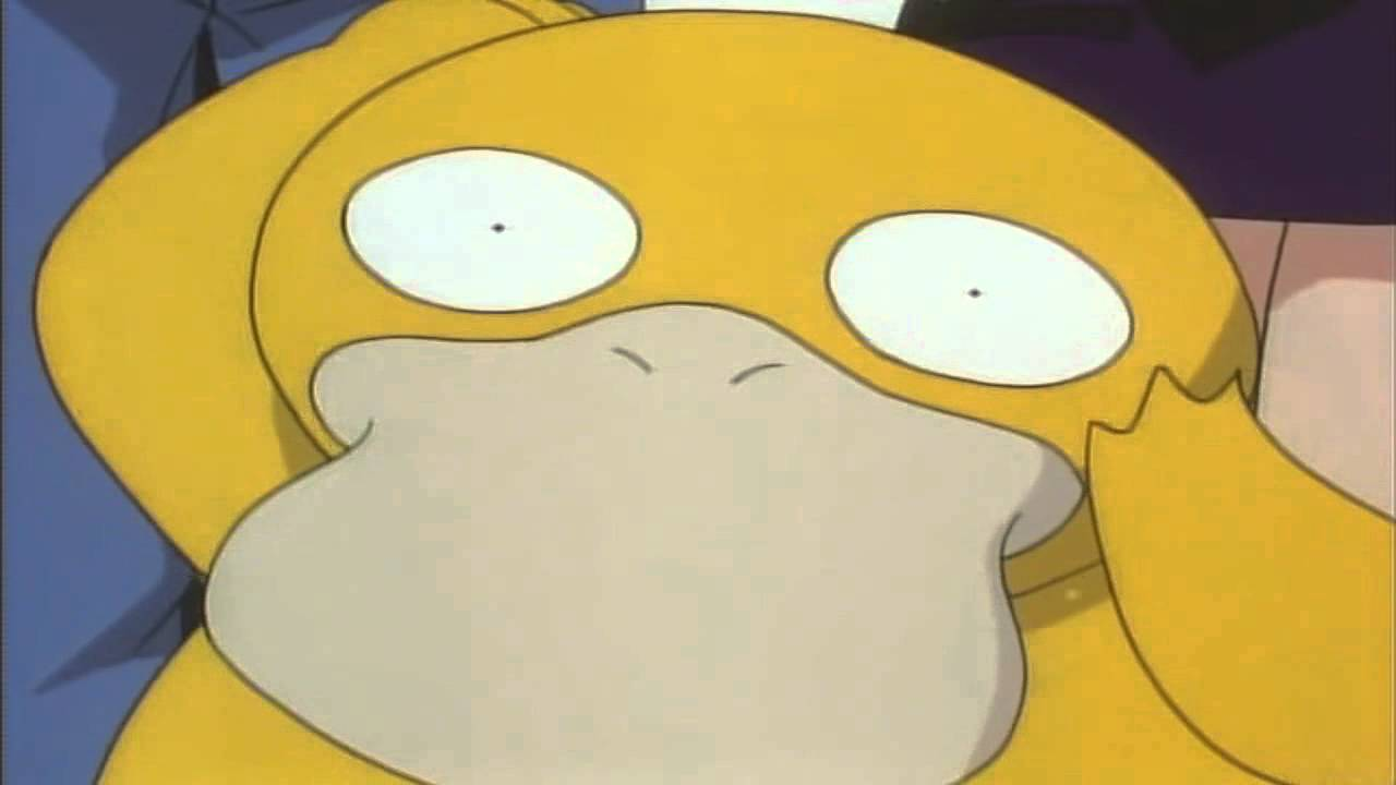 Psyduck Confused Images & Pictures - Becuo