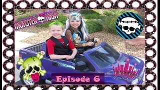 Monster High Frankie's Fright Nights Episode 6