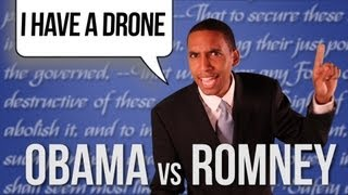 RAP NEWS 16: Obama v. Romney Debate