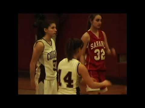 NCCS - Saranac Girls CSN 1-11-07