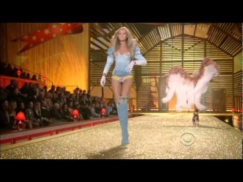 Victoria's Secret 2010 - Remix (Beyoncé - I Care)