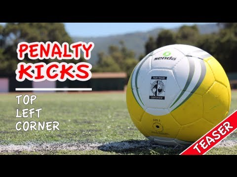 Penalty Kick Series Teaser