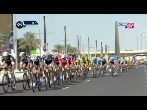 Stage 4 - Dubai Tour 2014 - finish