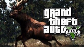 GTA 5: Wildlife, Fourth Character, Paramedics & More! (GTA