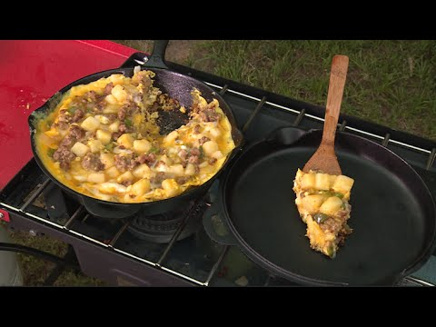 Camp Breakfast Casserole