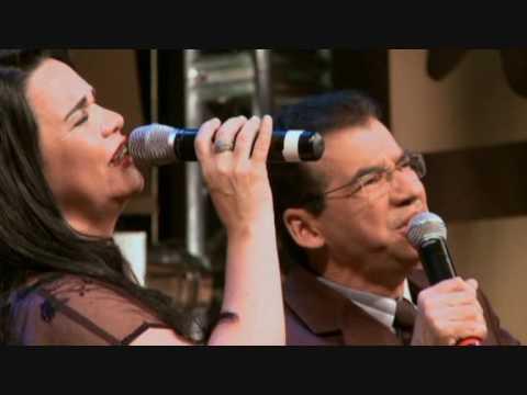 Julio Cesar e Marlene -
