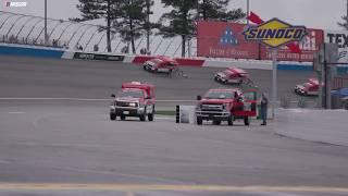 Rain delays Monster Energy NASCAR Cup Series at Atlanta. Гонки Наскар. Смотреть видео Nascar