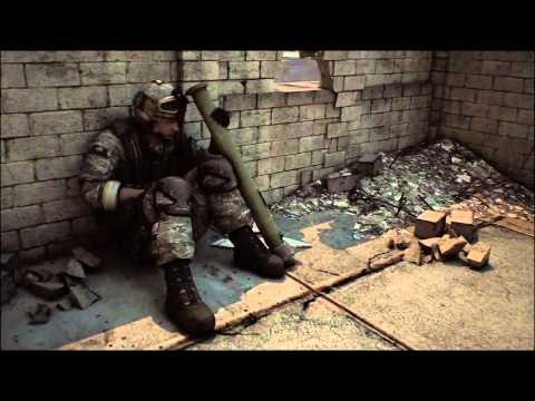 Vãi Chưởng Với Mô Hình Xe Chiến Đấu Thông Minh Tương Lai Của Nga B-) [ps: Đúng Là Nga Làm Phim Có Khác ]