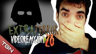 """Extra Terror Video-reacción 28#"" - INTERRUPTION (Super Susto)"