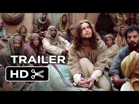 Son Of God TRAILER 1 (2014) - Jesus Movie HD