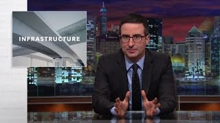 John Oliver's got a Boehner for Infrastructure
