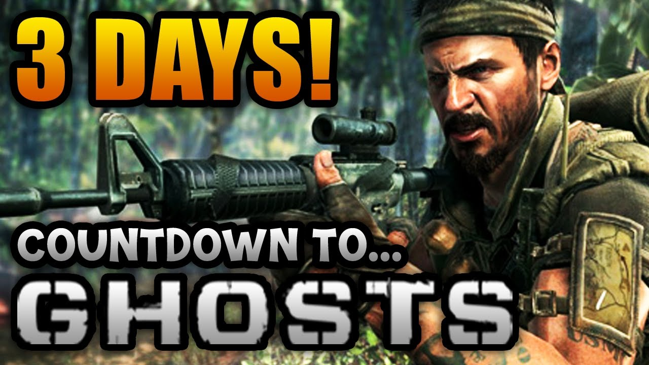 ... To - Call of Duty: GHOSTS! - (COD BO1 LIVE w/ Ali-A) - YouTube