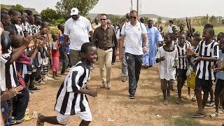 L'impegno di Juventus e UNESCO in RCA e Mali - Juventus and UNESCO's work in CAR and Mali