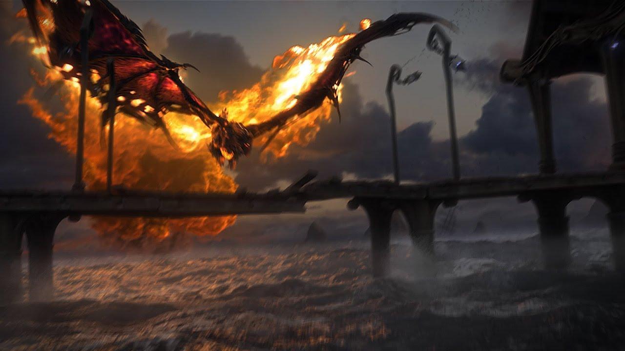 World Of Warcraft Cataclysm Cinematic Trailer Youtube