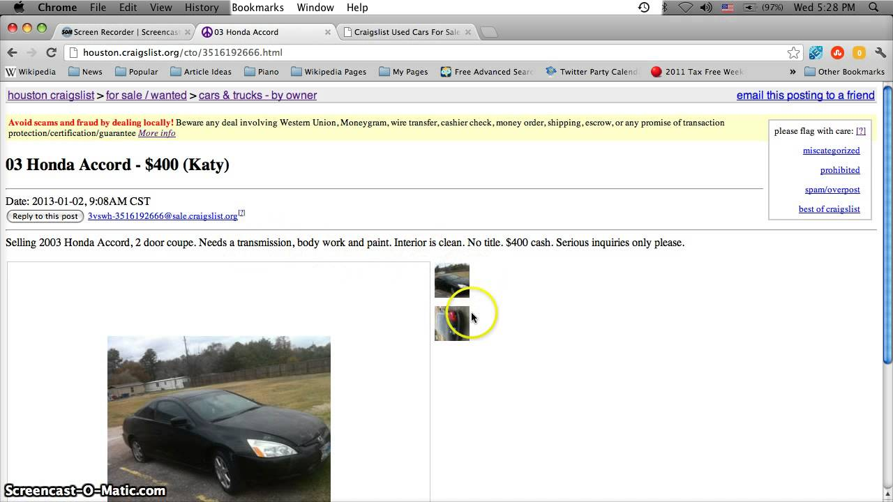 Craigslist Merced County | Autos Post
