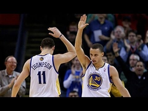 Like Father, Like Son: Curry & Thompson's NBA Legacies