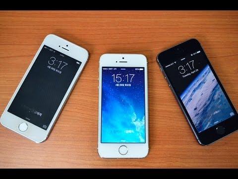 3G vs LTE Internet Speed Test on iPhone5S