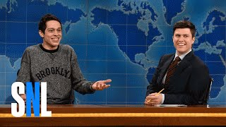SNL Weekend Update: Bathrooms and Transgender Rights