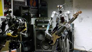 Compressorhead: The Ramones Blitzkrieg Bop