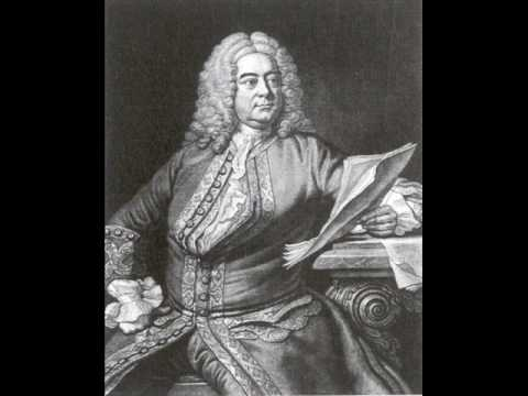 George Frederic Handel - 'His Yoke is Easy, His Burden is Light' from