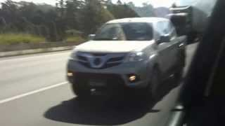 Nova Toyota Hilux 2014 Flagrada.