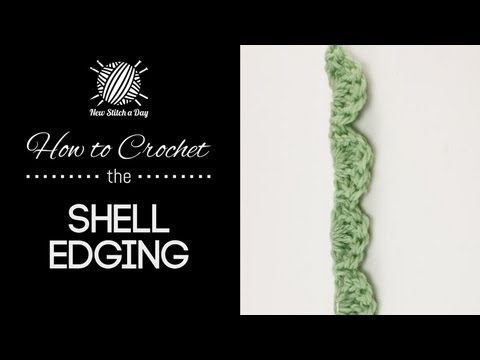 Crochet Edgings on Pinterest