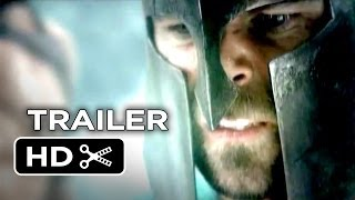 300: Rise Of An Empire Official Trailer #3 (2014) Lena