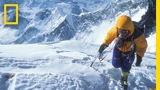 National Geographic Live! - Ed Viesturs: The Will to Climb