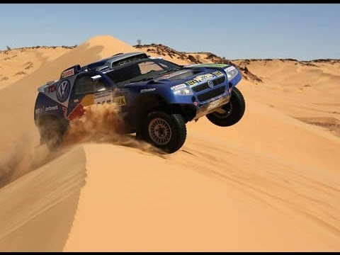 SHAKEDOWN INTRODUCTION, Dakar Rally, Drifting vs Racing