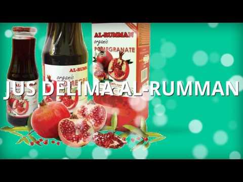 Kebaikan Jus Delima Asli Al-Rumman