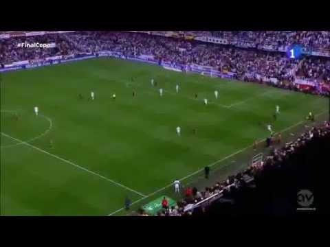 Gareth Bale is Usain Bolt !!! [Real Madrid vs Barcelona] [El Classico] [2014]