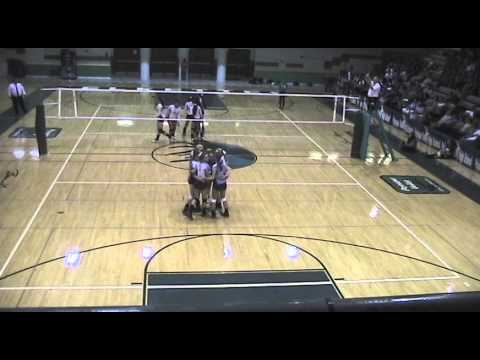 Sophie Kelly 2014 Volleyball