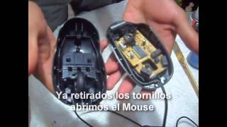 Dar Mantenimiento a un Mouse